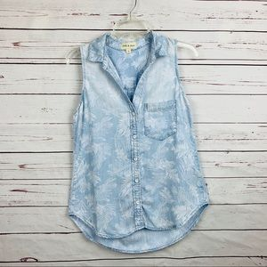 Cloth and Stone sleeveless top